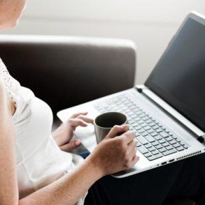 Πώς η δημιουργία ενός blog βελτίωσε την ψυχική μου ισορροπία.