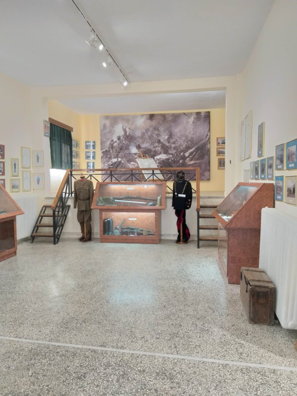 Το Μουσείο Α' Παγκοσμίου Πολέμου, Σκρα Κιλκίς